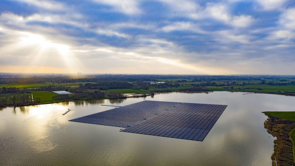 Calls for simplified permitting to support growth of floating solar segment