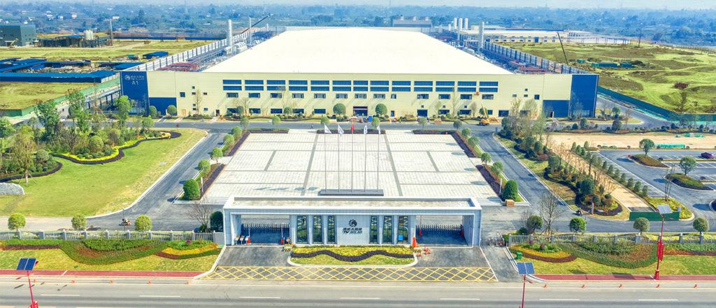 When Meishen Phase 1 started operating last year, the facility was the single largest cell plant.