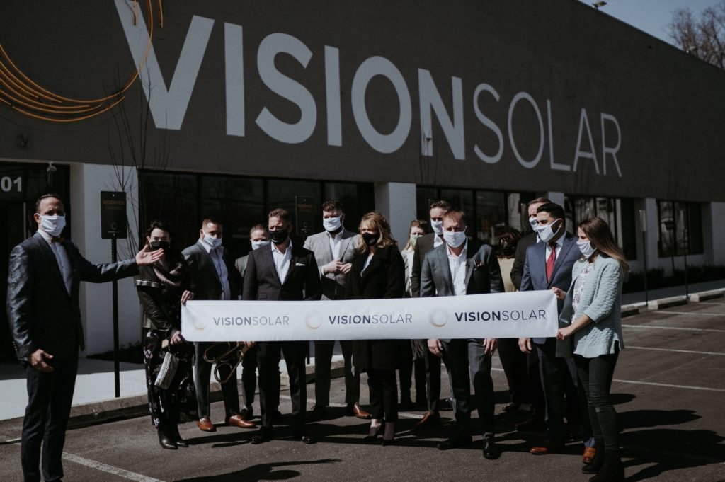 US residential installer Vision adding 1,000 jobs as ...