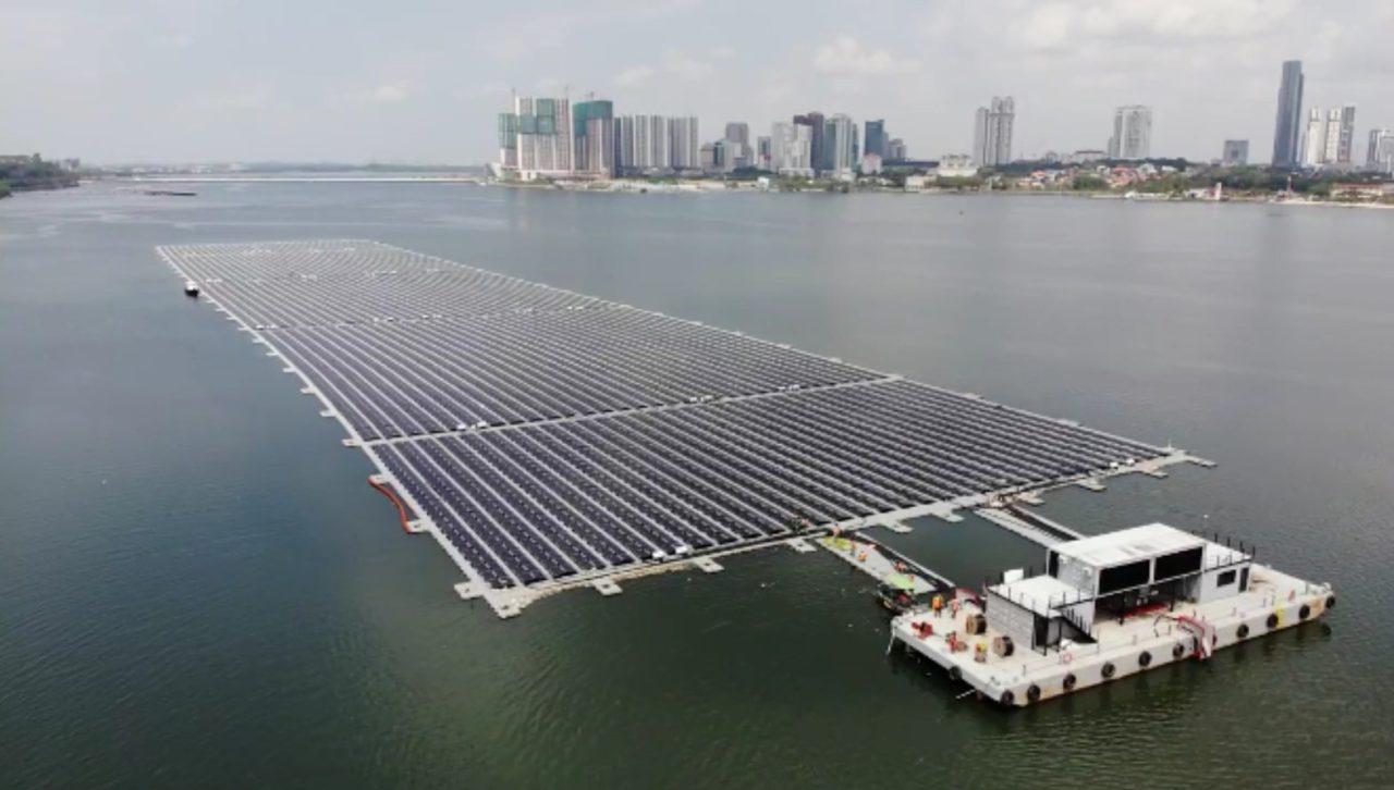 <b>Facebook</b> signs maiden floating solar deal thumbnail